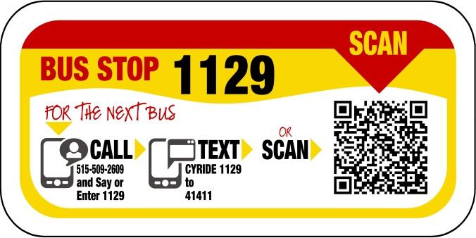 NEXTbus bus stop