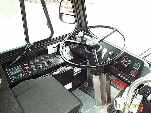 971 Driver's Seat